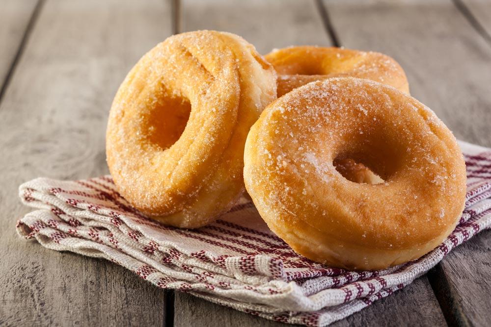 Как приготовить пончики дома
