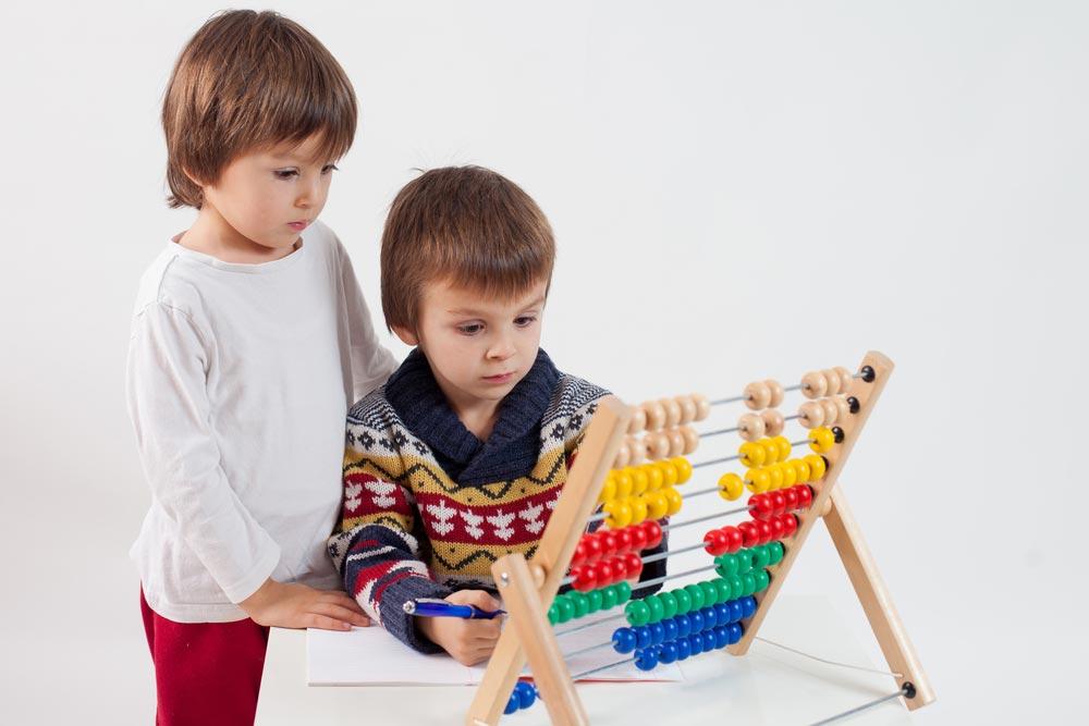Основы математики для детей