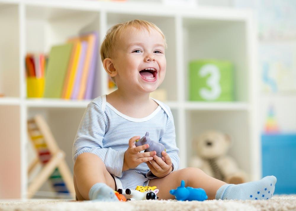 Нужен ли детский сад вашему ребенку?