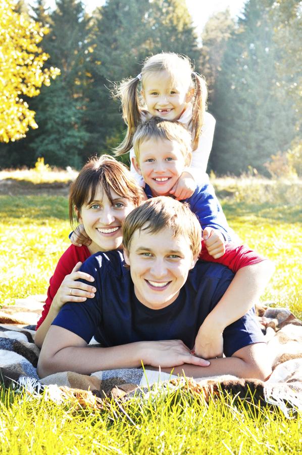Отношения отчима и детей в новой семье