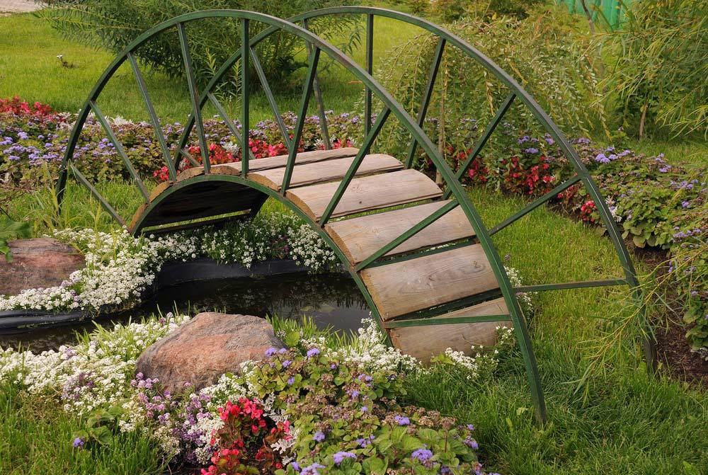 Уход за водоемом в саду