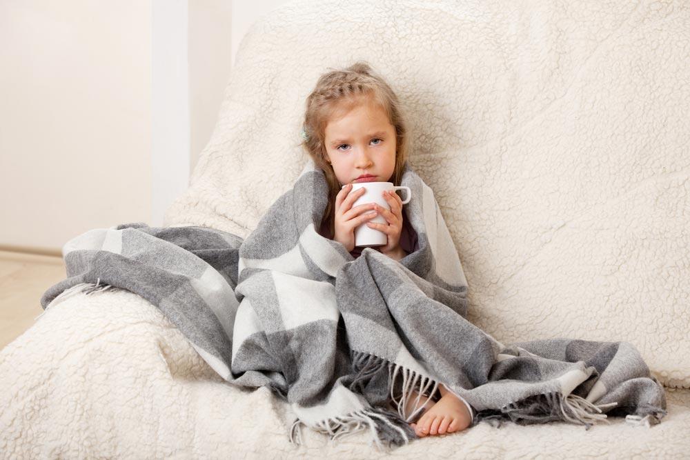 Дети, которые часто болеют