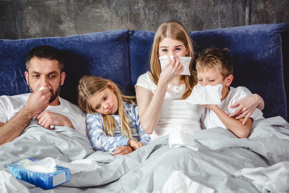ОРВИ, простуда, грипп