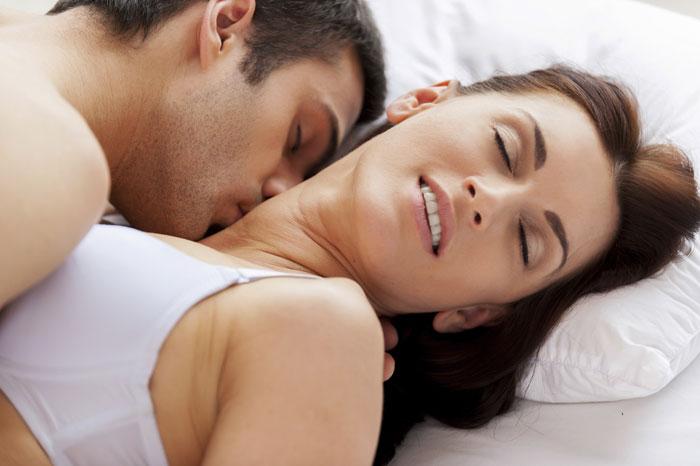 Секс без желания девушки