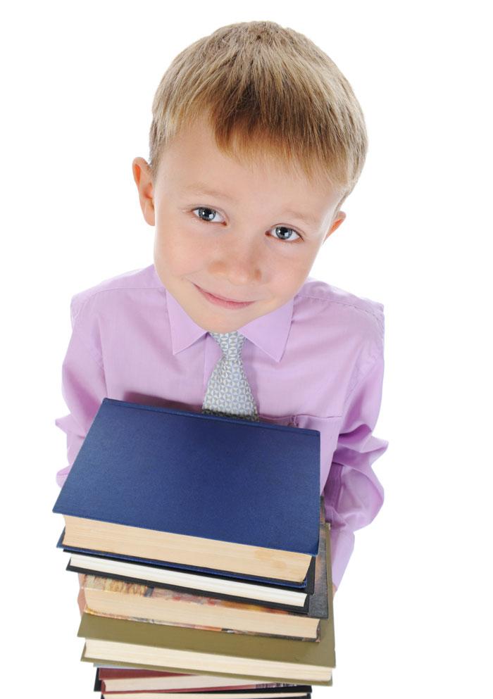 Читающий ребенок