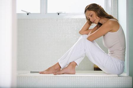 При беременности моча подтекает