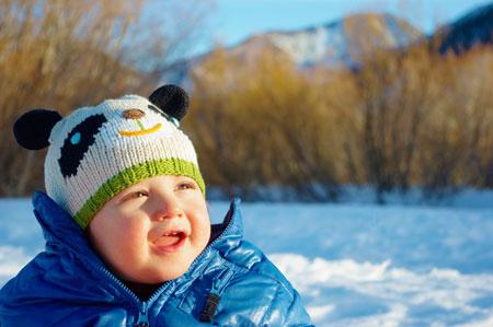 Как одеть ребенка, чтобы он не замерз, или Откуда берутся простуды