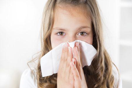 Лечение и профилактика гриппа у детей