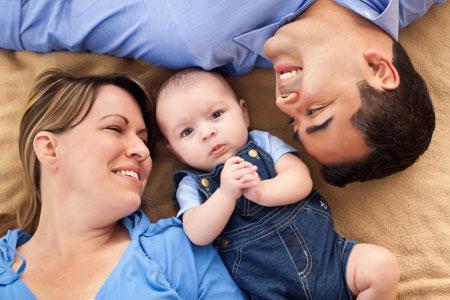 Чтобы первые дни материнства принесли радость