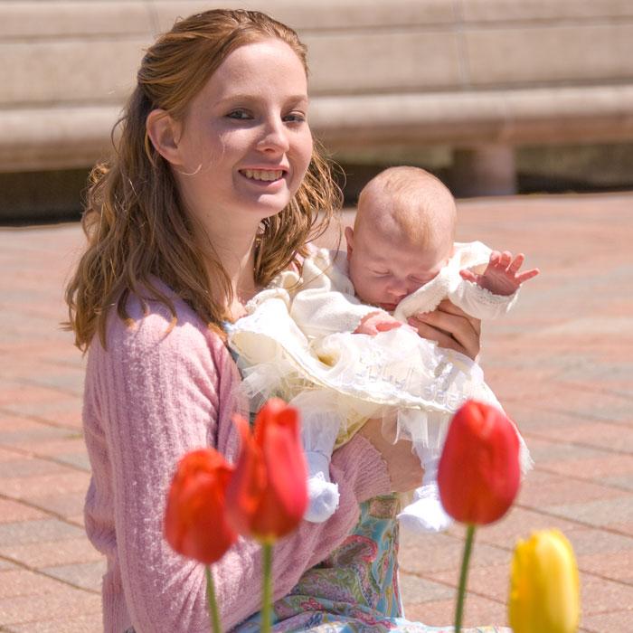 Износилование беременных матерей