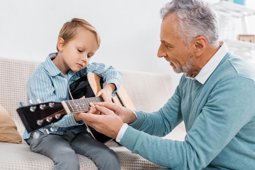 Как музыка влияет на детей