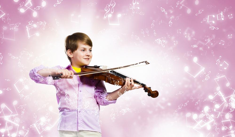 Польза музыки для детей