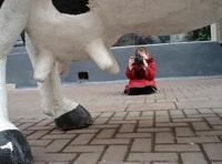 Москва глазами детей. Старый Арбат