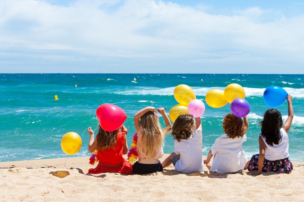 Детский отдых в летнем языковом лагере