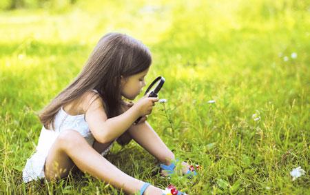 Дети и сад. Чем заняться с детьми в саду