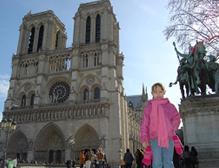 Отдых в Париже