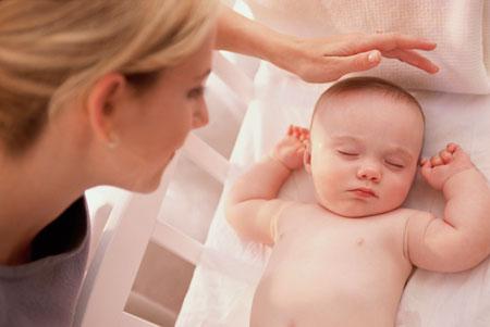 Десять правил здорового детского сна