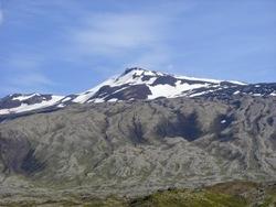 вулкан Снайфедль