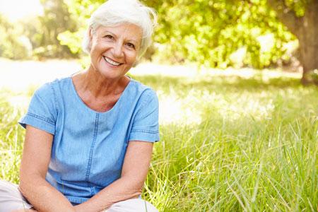 Правильные продукты питания для пожилых людей