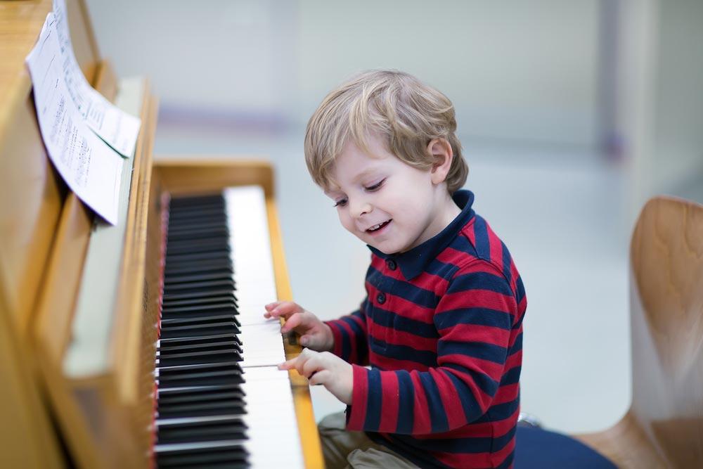 Обучение ребенка музыке