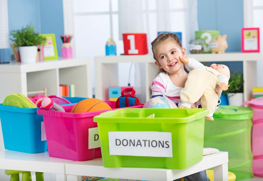 Режим дня и порядок в детской комнате