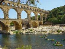 Римский акведук, Pont du Gard