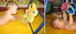 Ранний старт суспехом заменит Вам иВашему малышу имобиль, идугу для игрушек, иразвивающий коврик