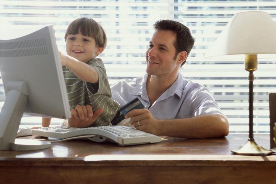 Каким должен быть современный отец