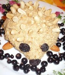 ежик-пирожное
