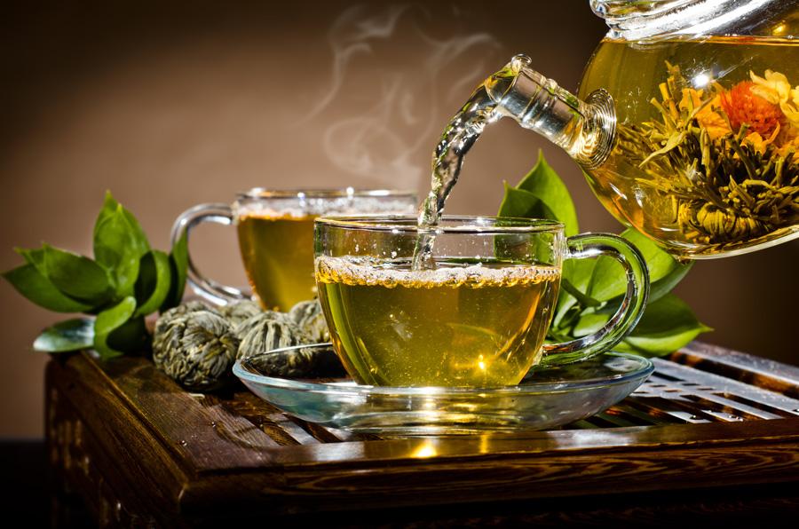 Чай: история напитка