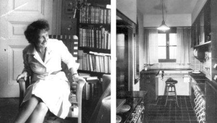 """Архитектор Маргарета Шуте-Лихоцки (1897-2000) и придуманная ей """"Франкфуртская кухня"""""""