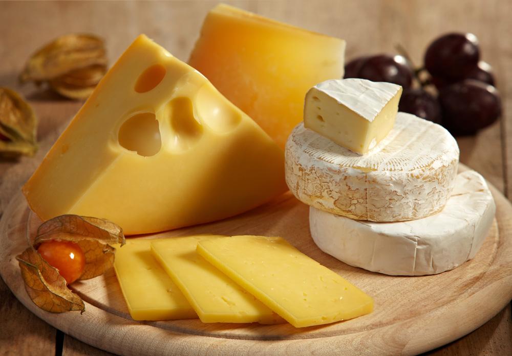Французские сорта сыра