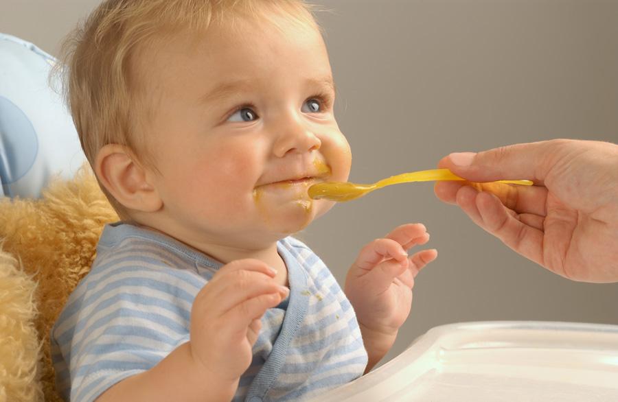 У ребенка нет аппетита