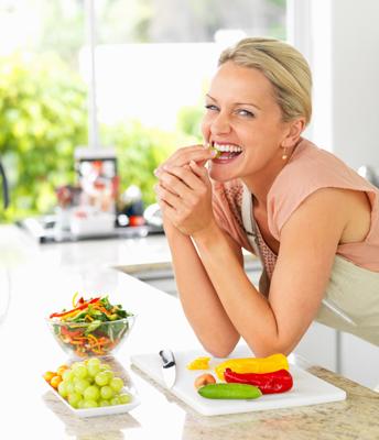 Девять простых уловок, чтобы меньше есть