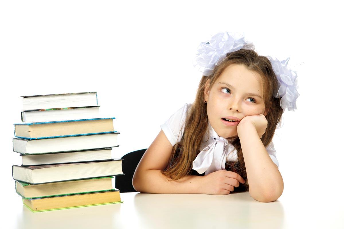 Список книг для детей