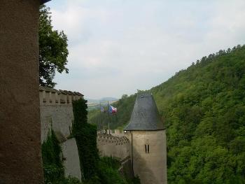 крепость Карлштейн
