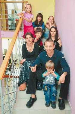 Иван Охлобыстин: ''Дети — то единственное, ради чего стоит жить''