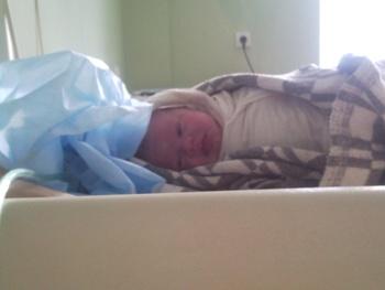 Рождение второй доченьки