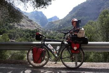 Другая Испания глазами велосемьи