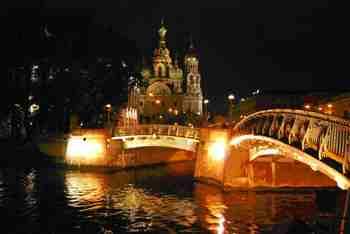 Город дворцов, мостов и туманов