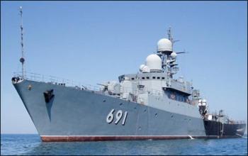 Военный корабль