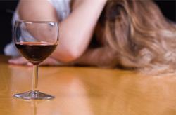 Пьющий мужчина в доме – беда, пьющая женщина – трагедия