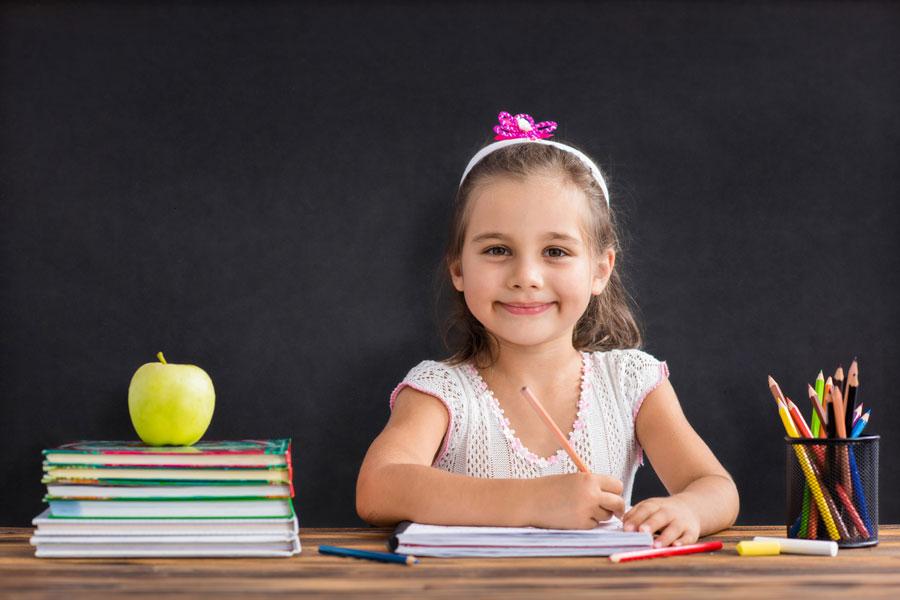 Как научить ребенка читать таблицу