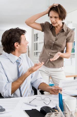 Страх оказаться ниже жены на карьерной лестнице