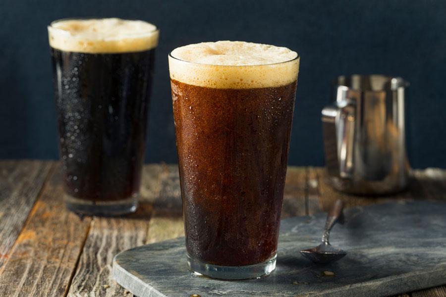 Пивоварение и потребление пива