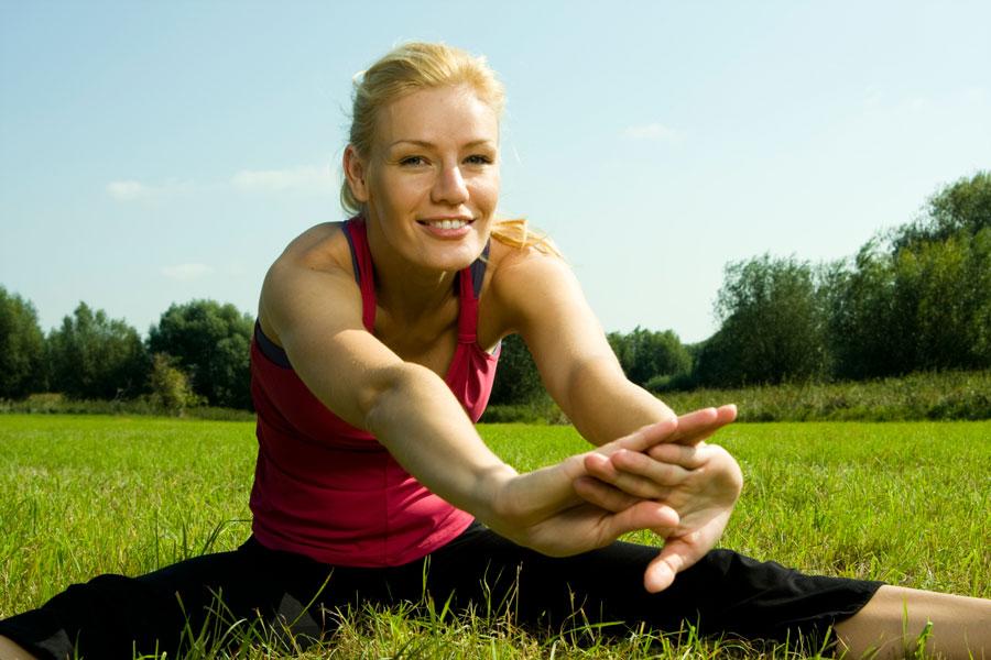 Как расслабить и растянуть мышцы