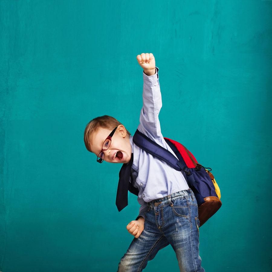 Характеристика на ребенка после начальной школы