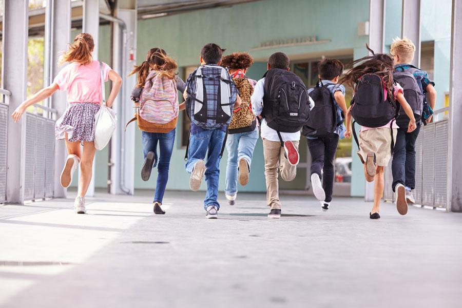 Американская школа: стать лучшим - реальн