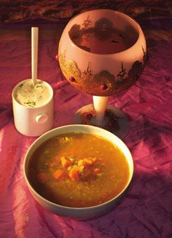 Рецепт чечевичного супа