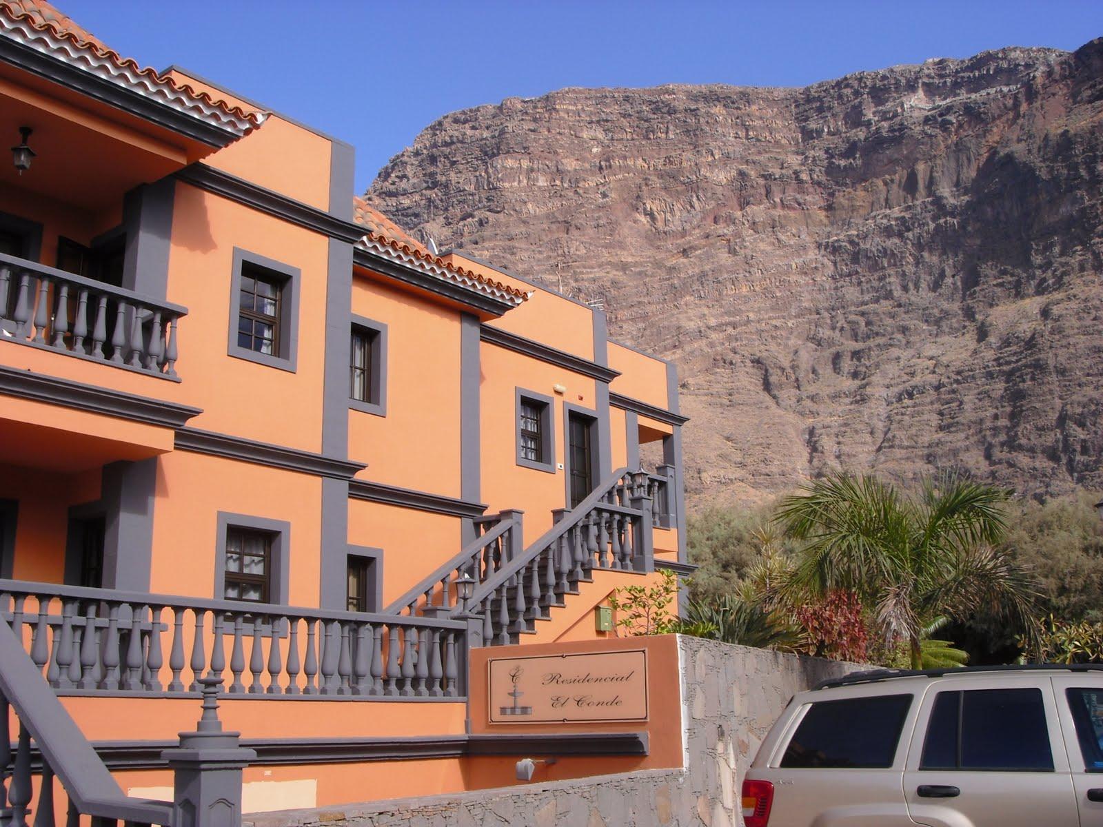 Residencial El Conde (Резиденция Эль-Конде)